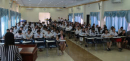 NEW ACADEMIC YEAR ORIENTATION FOR YEAR 4 & 5 PHARMACEUTICAL STUDENTS