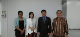A Visit to King Mongkut's University of Technology Thonburi