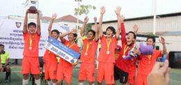 Closing Ceremony of UP-Futsal 2014-2015