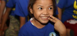 Donations Activities of UPSTV Students to NACA Organization
