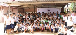 Handling Donation to LightHouse Orphanage