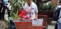Kong Divin and Excel IIG Award, MOSWC 2014