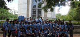 UP-UYFC Club Field Trip to Choeung Ek Genocide Museum