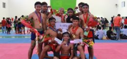 UP Bokator Club participated in Bokator National Competition