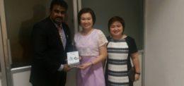 UP Delegation Visit to Mahidol University