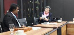 UP Delegation has Visited Chulalongkorn University