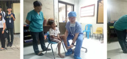 CHILDRENS' SURGICAL CENTER HOSTS UP STUDENTS FOR ORTHOPAEDICS AND ANAESTHESIA LECTURE AND HAND-ON WORKSHOP
