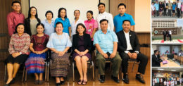 UP BUILDING COLLABORATIONS WITH SURIN HOSPITAL AND BOROMARAJONANI COLLEGE, THAILAND