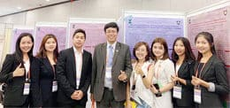 2 UP pharmaceutical research posters got the best poster awards among over 300 posters from schools of pharmacy in Asia.