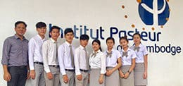 3-month internship at Institute Pasteur in Cambodia and Sihanouk Hospital: Center of Hope
