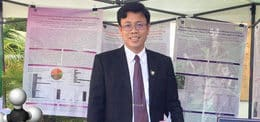 The potential candidate for board member of Asian Association of Schools of Pharmacy!