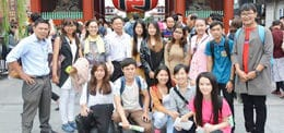 International Experience for UP Pharmaceutical Students