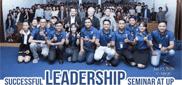 Successful Leadership Seminar at UP