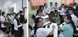 UP NURSING STUDENTS HOST JAPANESE NURSING STUDENTS