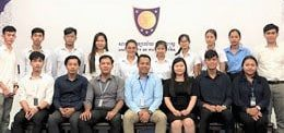 ORIENTATION SESSION FOR MEDICAL LABORATORY TECHNOLOGY STUDENTS