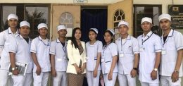 Reasons for choosing nursing at University of Puthisastra